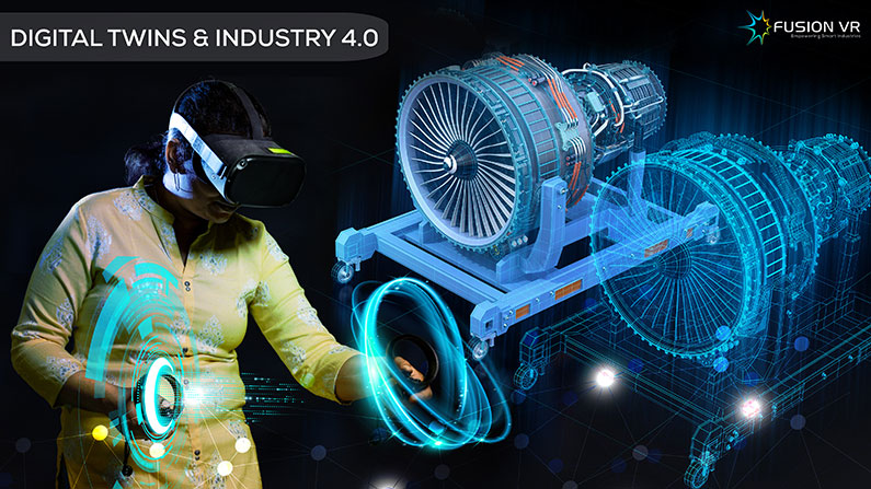 The need for immersive Digital Twins in Industry 4.0
