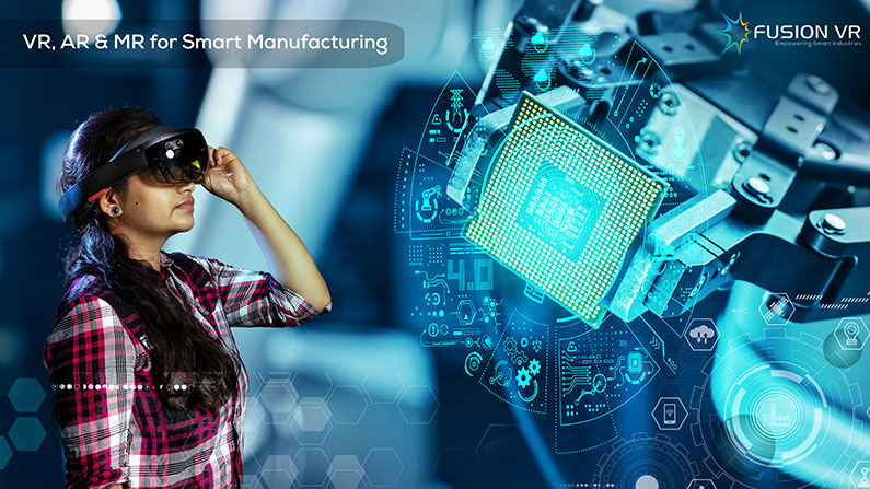 Why VR, AR & MR adoption is so crucial for smart manufacturing