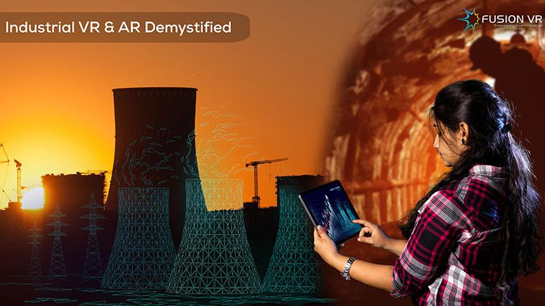 Industrial VR & AR Demystified