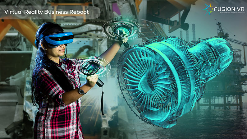 Business Reboot – The Virtual Reality Way