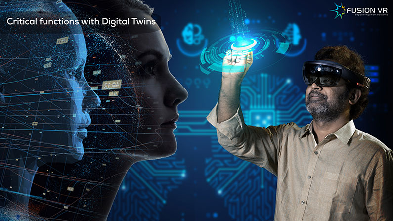FusionVR aids mission-critical functions with Digital Twins