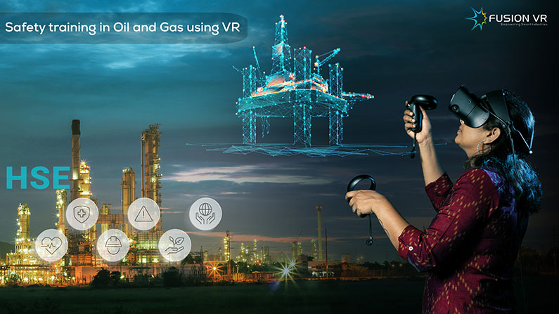 Transforming Safety performance in the Oil and Gas Industry using VR