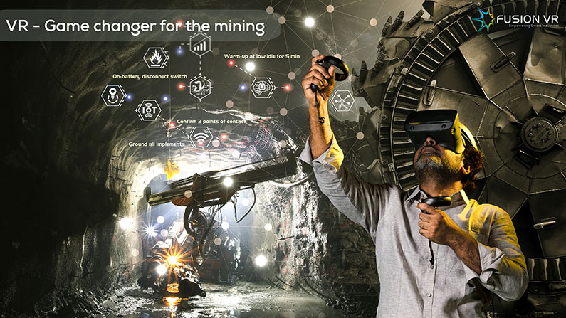 Virtual Reality is a Game Changer for the Mining Industry